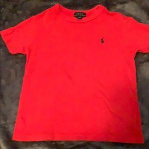 Ralph Lauren size 4t shirt